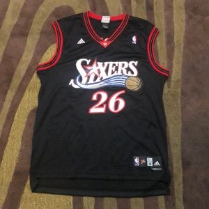 5785fcf40d3 NBA Shirts | Sz M Kyle Korver Philadelphia 76ers Jersey | Poshmark